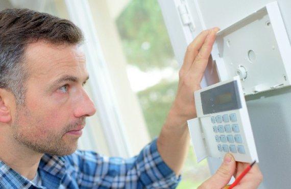 Burglar Alarm Repairs Halifax